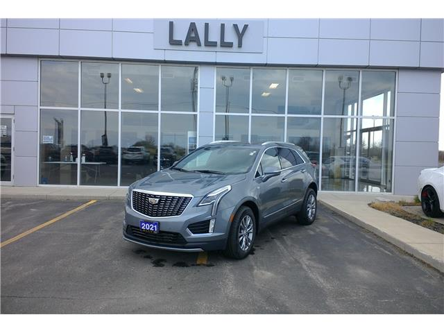 2021 Cadillac XT5 Premium Luxury AWD | Power Sunroof | Navigation (Stk: R00553) in Tilbury - Image 1 of 16