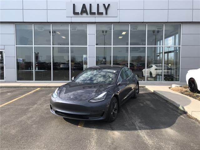 2019 Tesla Model 3 Standard Range Plus | Auto Pilot Equi | RWD (Stk: R00579) in Tilbury - Image 1 of 14