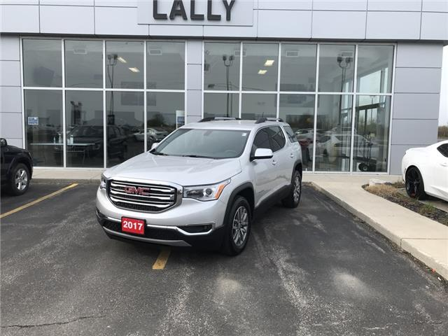 2017 GMC Acadia FWD 4dr SLE | Remote starter | Heated Front Seats (Stk: R00594) in Tilbury - Image 1 of 18