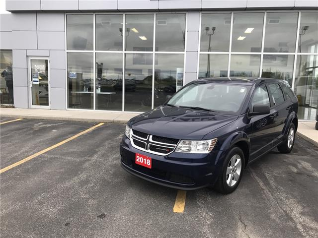 2018 Dodge Journey Canada Value Pkg | Power Options | Front Wheel Dri (Stk: R00602) in Tilbury - Image 1 of 15