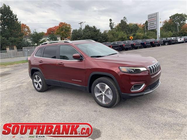 2020 Jeep Cherokee Limited (Stk: 200653) in OTTAWA - Image 1 of 20