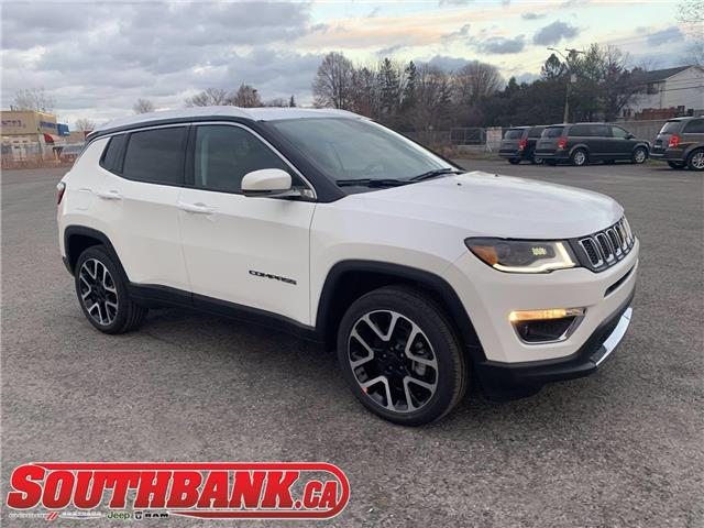 2021 Jeep Compass Limited (Stk: 210078) in OTTAWA - Image 1 of 20