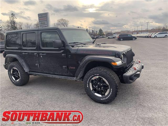 2021 Jeep Wrangler Unlimited Rubicon (Stk: 210079) in OTTAWA - Image 1 of 20