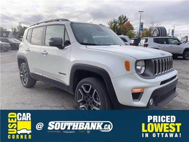 2019 Jeep Renegade Limited (Stk: 922927) in OTTAWA - Image 1 of 20
