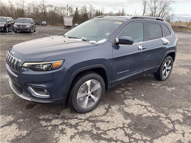 2021 Jeep Cherokee Limited (Stk: 210075) in OTTAWA - Image 1 of 20