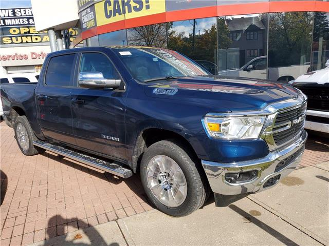 2021 RAM 1500 Big Horn (Stk: 210061) in OTTAWA - Image 1 of 22