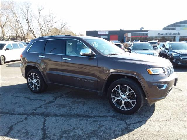 2019 Jeep Grand Cherokee Overland (Stk: D00034) in OTTAWA - Image 1 of 30