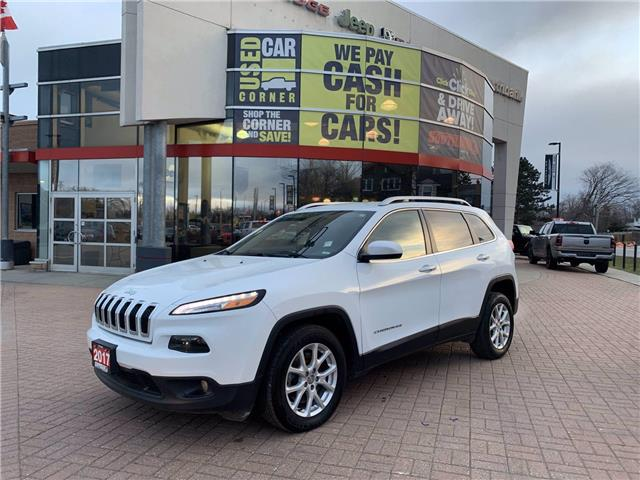 2017 Jeep Cherokee North (Stk: 2002591) in OTTAWA - Image 1 of 30