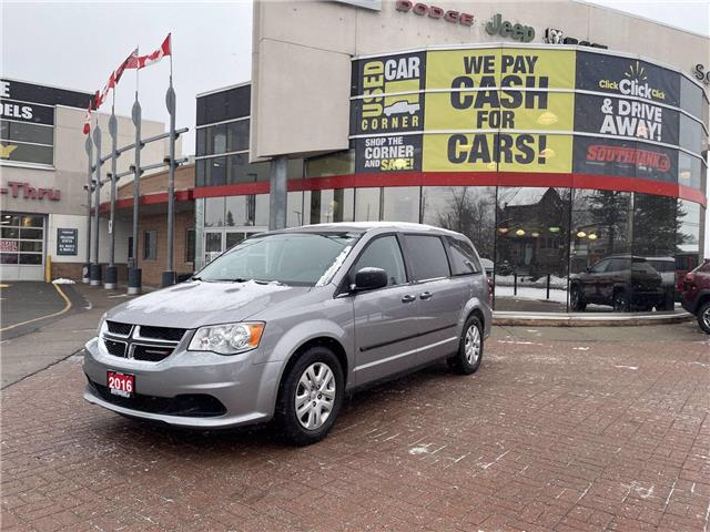 2016 Dodge Grand Caravan SE/SXT (Stk: 2007141) in OTTAWA - Image 1 of 26