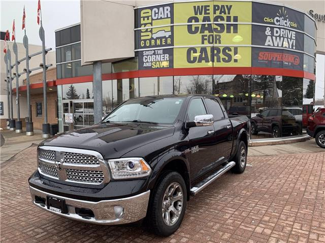 2017 RAM 1500 Laramie (Stk: 2100541) in OTTAWA - Image 1 of 26