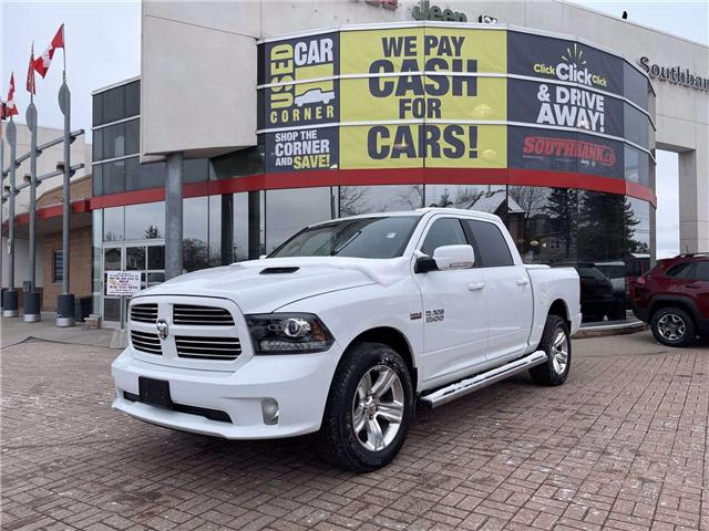 2017 RAM 1500 Sport (Stk: 2007361) in OTTAWA - Image 1 of 26