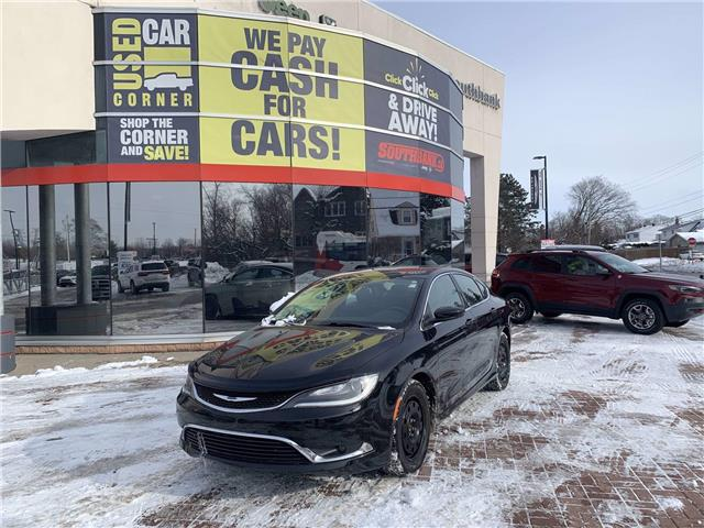 2016 Chrysler 200 Limited (Stk: 9228741) in OTTAWA - Image 1 of 26