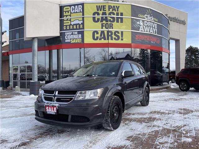 2014 Dodge Journey CVP/SE Plus (Stk: 9229521) in OTTAWA - Image 1 of 26