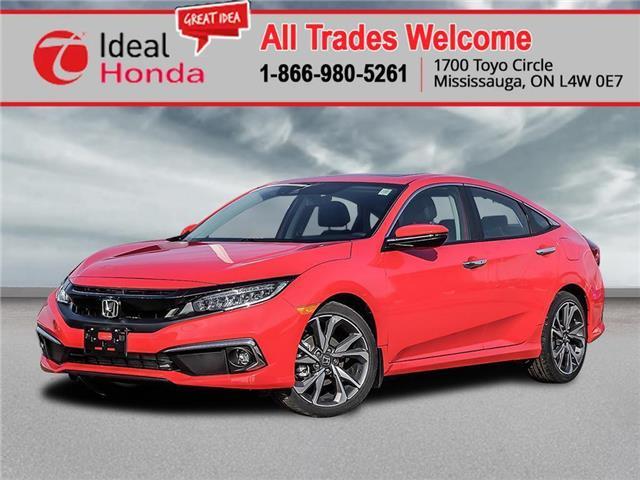 2020 Honda Civic Touring (Stk: I200075) in Mississauga - Image 1 of 23