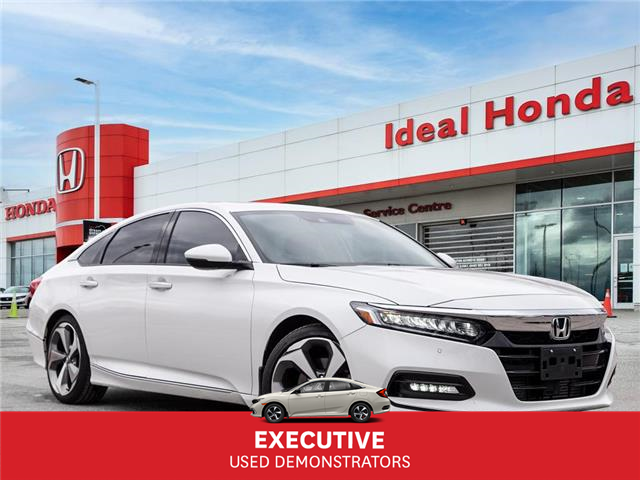 2020 Honda Accord Touring 2.0T (Stk: I200065) in Mississauga - Image 1 of 30