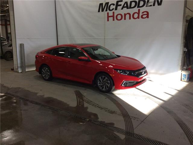 2020 Honda Civic EX (Stk: 2094) in Lethbridge - Image 1 of 10
