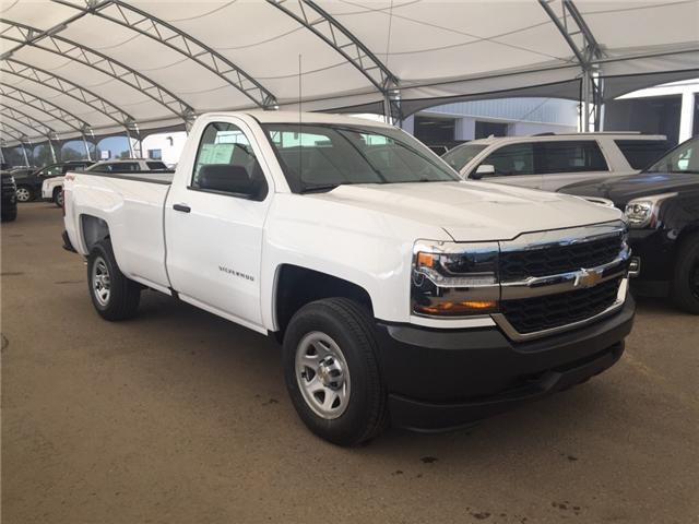 2018 Chevrolet Silverado 1500  (Stk: 156301) in AIRDRIE - Image 1 of 17