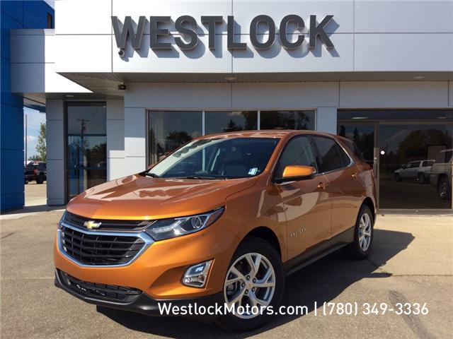 2018 Chevrolet Equinox LT (Stk: 18T13) in Westlock - Image 1 of 21