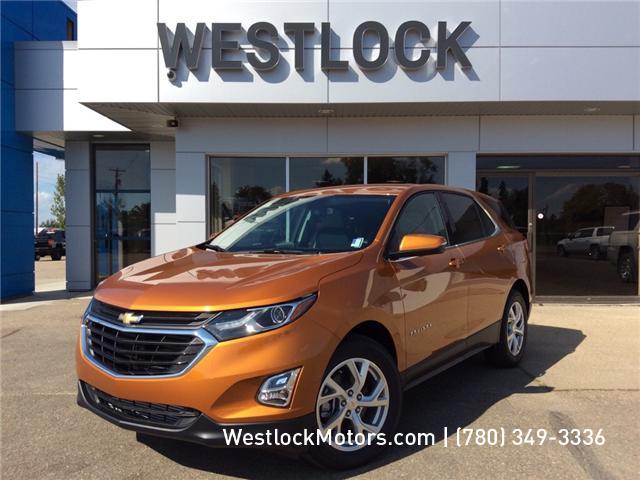 2018 Chevrolet Equinox LT (Stk: 18T13) in Westlock - Image 1 of 21