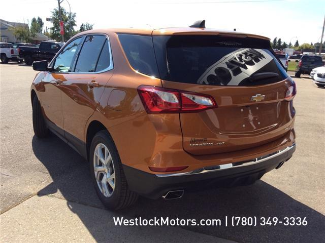 2018 Chevrolet Equinox LT (Stk: 18T13) in Westlock - Image 3 of 21