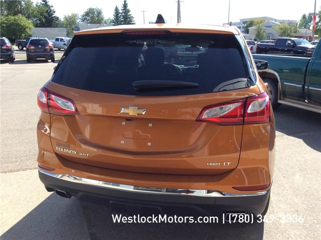 2018 Chevrolet Equinox LT (Stk: 18T13) in Westlock - Image 4 of 21