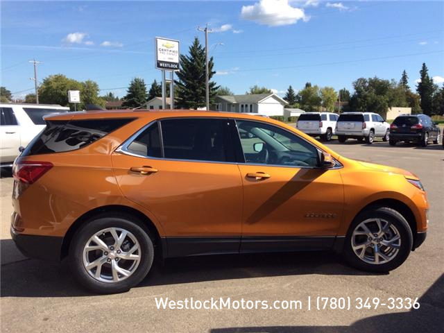 2018 Chevrolet Equinox LT (Stk: 18T13) in Westlock - Image 6 of 21