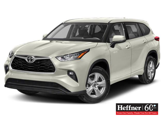 2020 Toyota Highlander Hybrid LE (Stk: 201678) in Kitchener - Image 1 of 9
