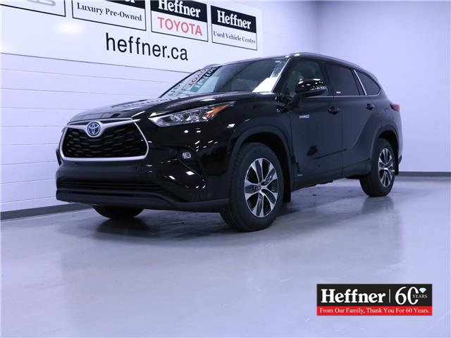 2021 Toyota Highlander Hybrid XLE (Stk: 210176) in Kitchener - Image 1 of 4