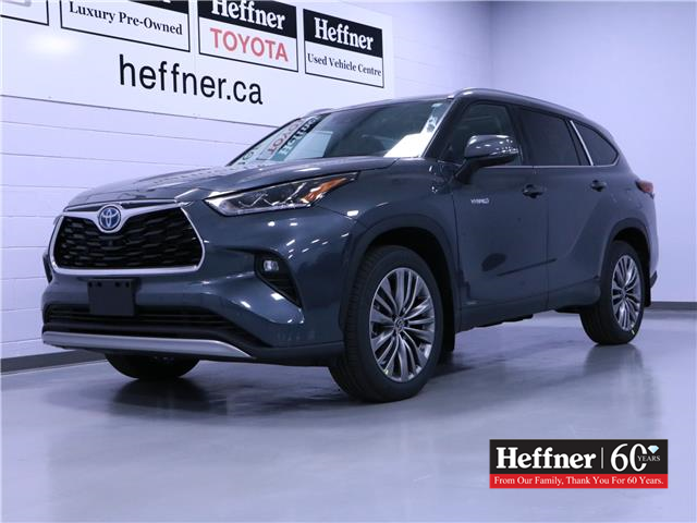 2021 Toyota Highlander Hybrid Limited (Stk: 210121) in Kitchener - Image 1 of 4
