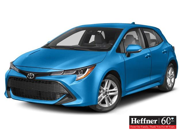 2021 Toyota Corolla Hatchback Base (Stk: 210226) in Kitchener - Image 1 of 9
