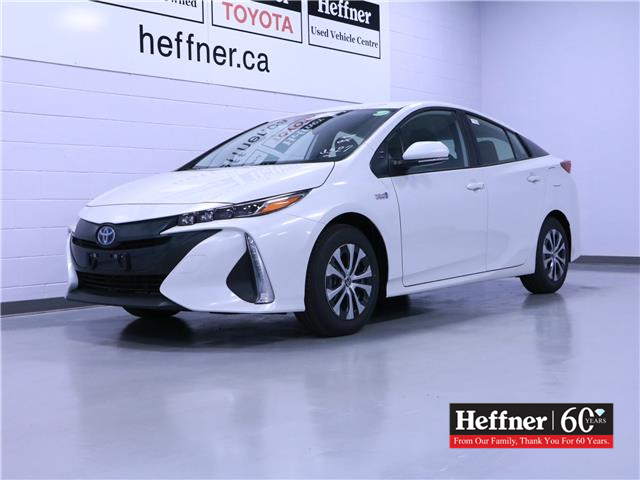 2021 Toyota Prius Prime Base (Stk: 210391) in Kitchener - Image 1 of 4