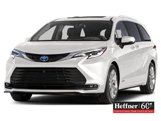 2021 Toyota Sienna LE 8-Passenger (Stk: 210279) in Kitchener - Image 1 of 2