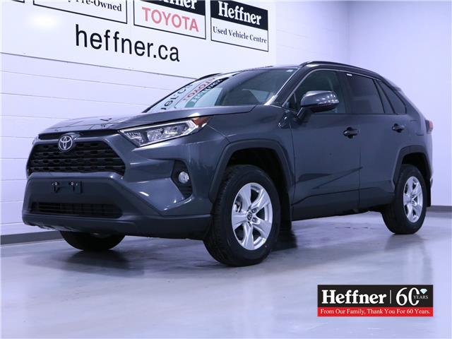 2021 Toyota RAV4 XLE (Stk: 210550) in Kitchener - Image 1 of 4