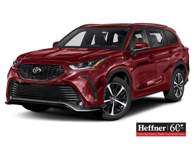 2021 Toyota Highlander XSE (Stk: 210977) in Kitchener - Image 1 of 9