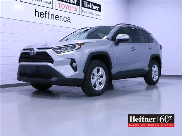 2021 Toyota RAV4 XLE (Stk: 210886) in Kitchener - Image 1 of 4