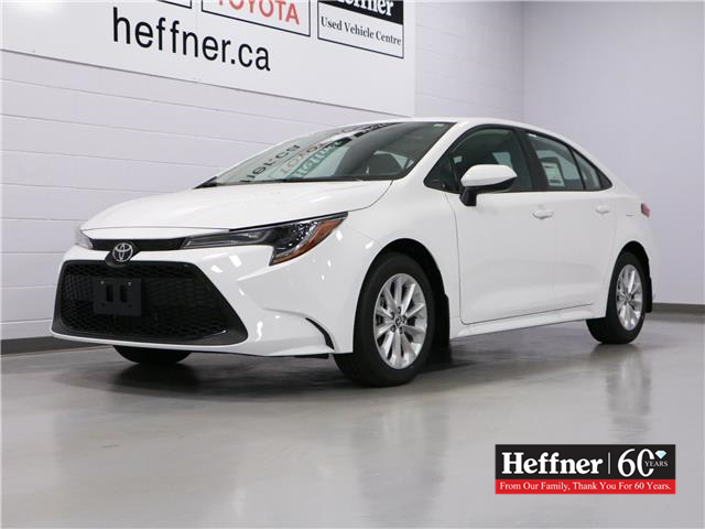 2021 Toyota Corolla LE (Stk: 211338) in Kitchener - Image 1 of 4