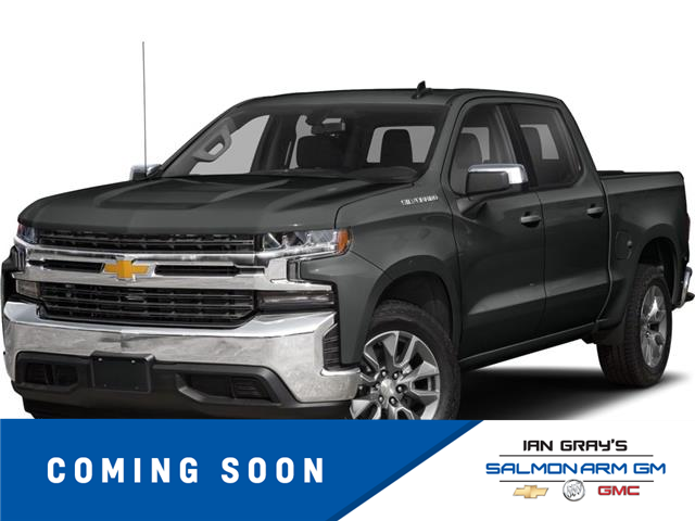 2021 Chevrolet Silverado 1500 RST (Stk: 21-040) in Salmon Arm - Image 1 of 1