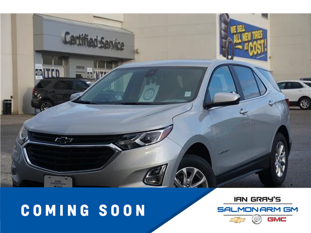 2021 Chevrolet Equinox LT (Stk: 21-046) in Salmon Arm - Image 1 of 23