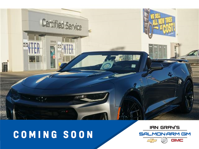 2021 Chevrolet Camaro ZL1 (Stk: 21-036) in Salmon Arm - Image 1 of 23