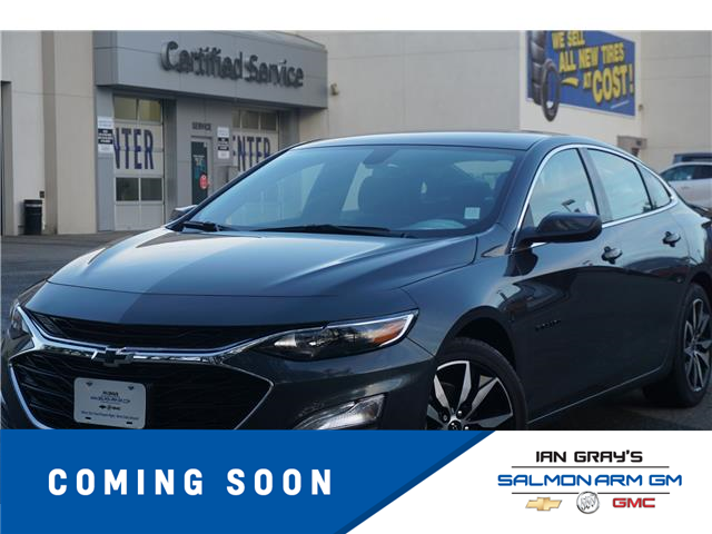 2021 Chevrolet Malibu RS (Stk: 21-047) in Salmon Arm - Image 1 of 24