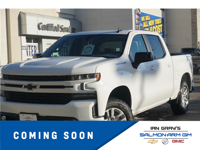 2021 Chevrolet Silverado 1500 RST (Stk: 21-043) in Salmon Arm - Image 1 of 27
