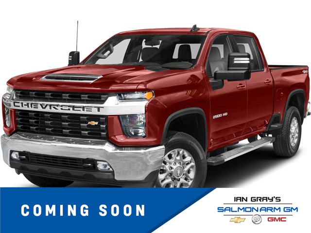2021 Chevrolet Silverado 2500HD Custom (Stk: 21-122) in Salmon Arm - Image 1 of 1