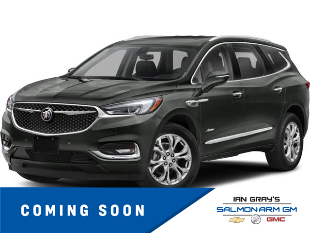 2021 Buick Enclave Avenir (Stk: 21-126) in Salmon Arm - Image 1 of 1