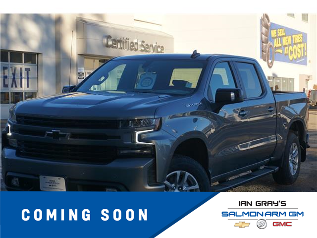 2021 Chevrolet Silverado 1500 RST (Stk: 21-112) in Salmon Arm - Image 1 of 24