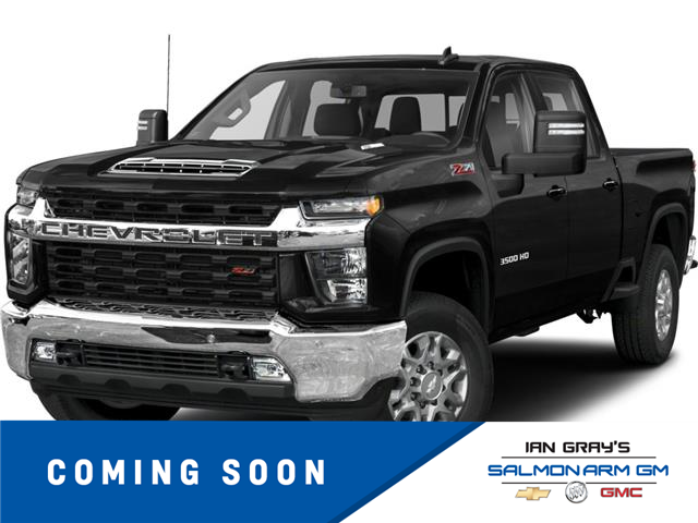2021 Chevrolet Silverado 3500HD High Country (Stk: 21-176) in Salmon Arm - Image 1 of 1