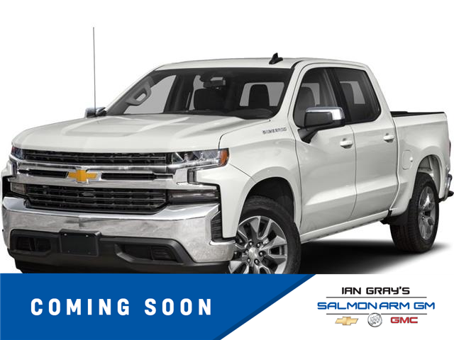2021 Chevrolet Silverado 1500 LT (Stk: 21-184) in Salmon Arm - Image 1 of 1