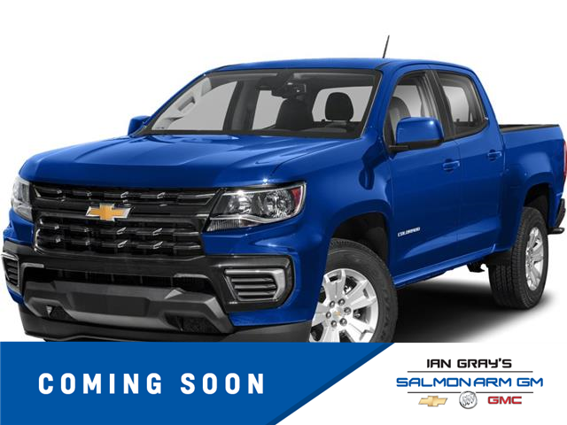 2021 Chevrolet Colorado ZR2 (Stk: 21-193) in Salmon Arm - Image 1 of 1