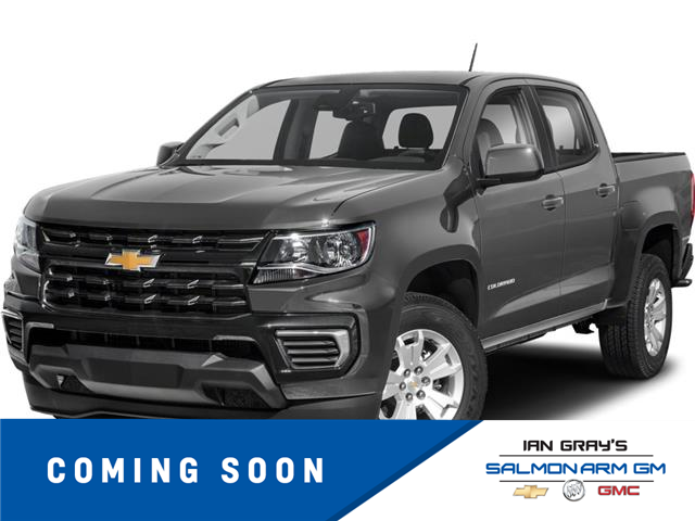 2021 Chevrolet Colorado ZR2 (Stk: 21-194) in Salmon Arm - Image 1 of 1