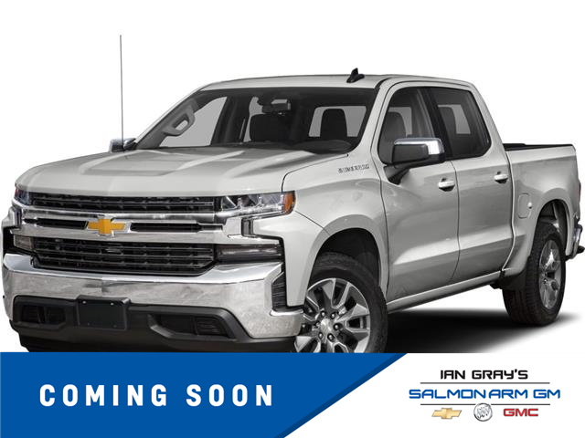 2021 Chevrolet Silverado 1500 RST (Stk: 21-214) in Salmon Arm - Image 1 of 1