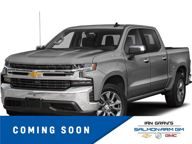 2021 Chevrolet Silverado 1500 RST (Stk: 21-215) in Salmon Arm - Image 1 of 1